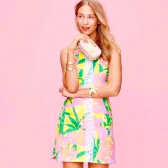 Lilly Pulitzer Shift Dress NWOT